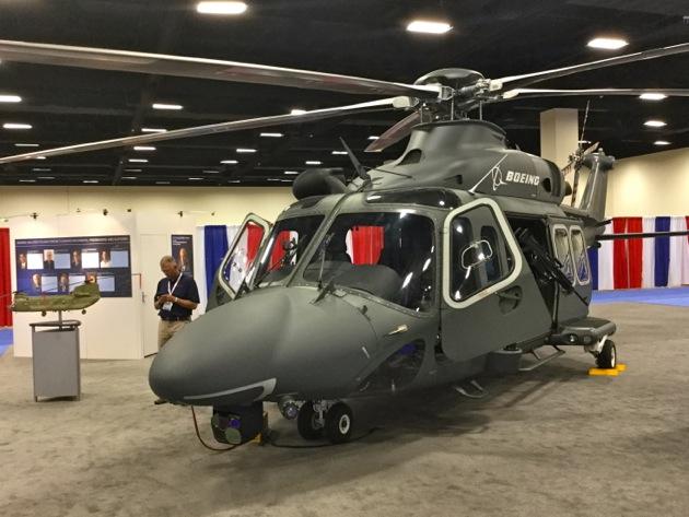 AHS Forum 73: Boeing puts MH-139 in spotlight