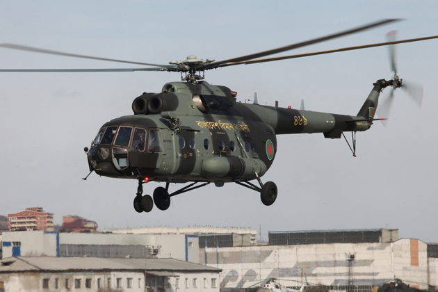 Bangladesh signs up for more Mi-171s