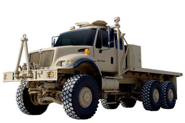 Navistar to provide MTVs to Iraq
