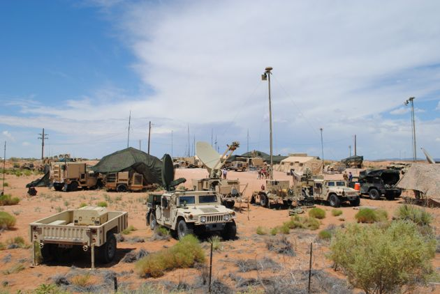 Rotational units 'new norm' for US Army NIEs