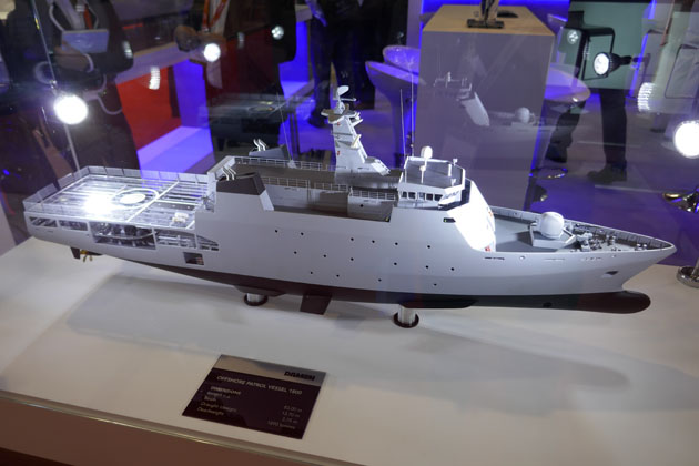 IMDEX Asia: Australia's first naval shipbuilding plan launched