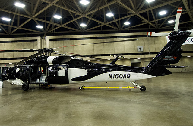 Heli-Expo 2017: Black Hawks flooding the market