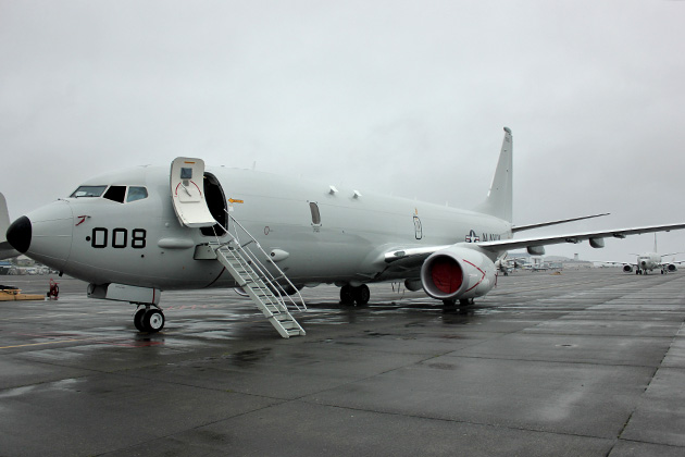 First Whidbey Island P-8 squadron cleared for flight