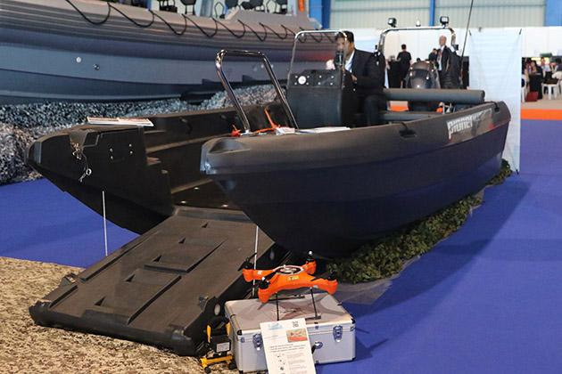 IMDEX Asia: Kairos assembles marine product potpourri