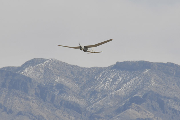 EW Europe: SIGINT payload tested on Puma UAS