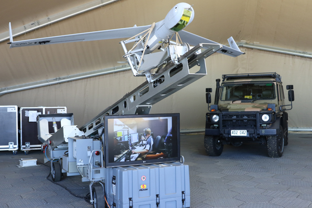 Avalon 2017: ADF progresses UAV capability