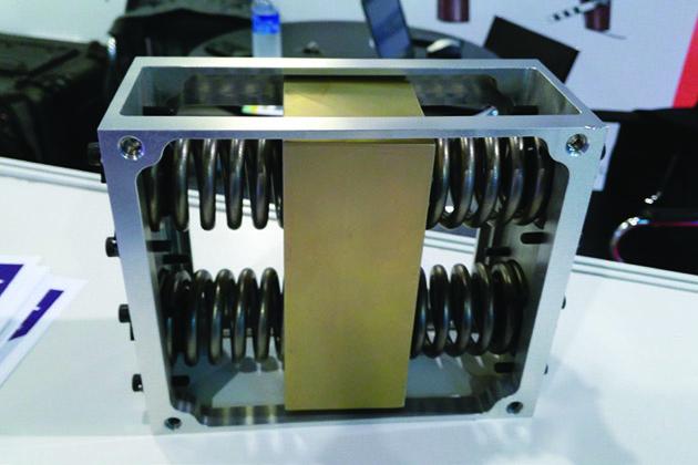 Rotorcraft Asia: Good vibrations for ITT's new damper