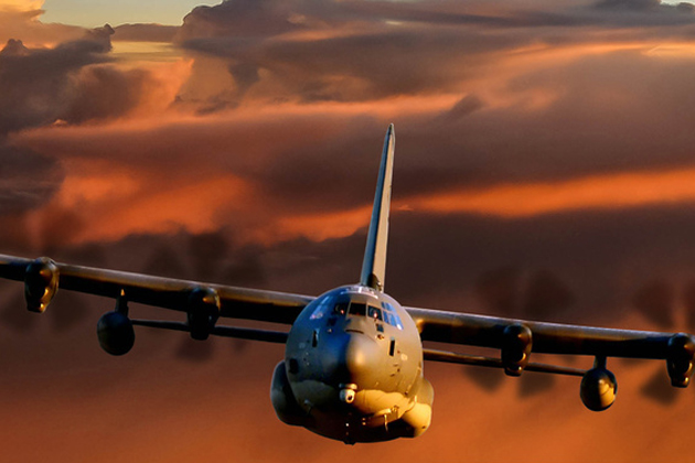 BAE's EW systems for SOCOM C-130Js