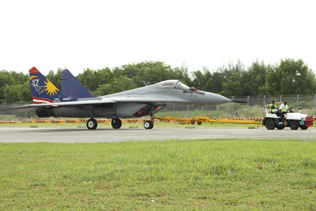 LIMA 2017: Could Malaysian MiG-29s be resurrected?