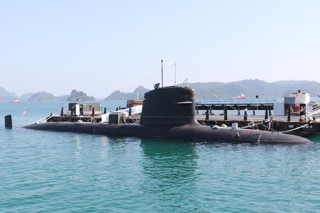LIMA 2017: Malaysia could train Saudi submariners