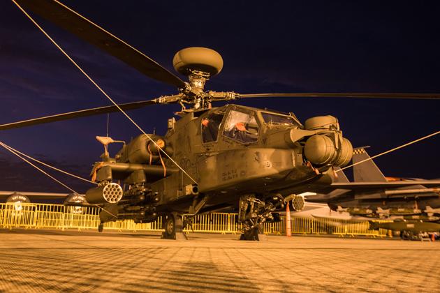 Singapore enhancing its Apache fleet