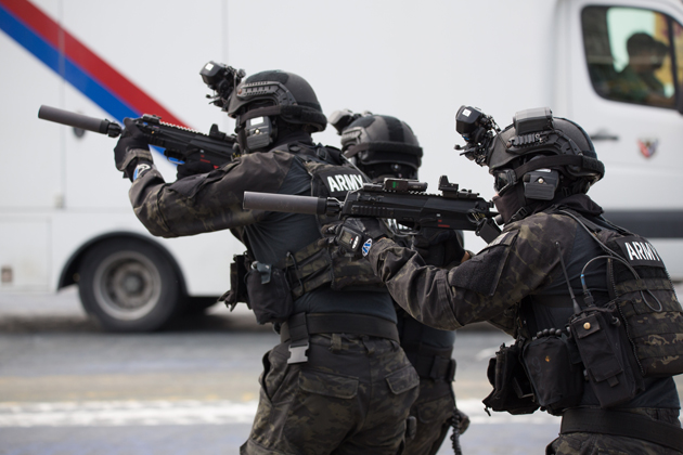 New gear for Singapore special forces