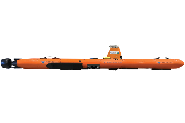 Saudi Aramco acquires Teledyne Gavia AUV