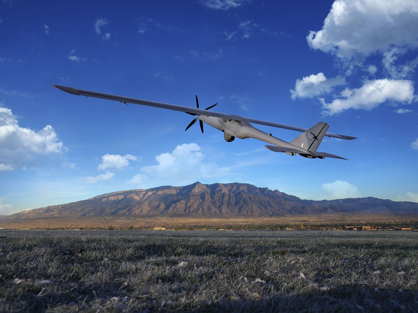Silent Falcon UAS selected for BVLOS operations