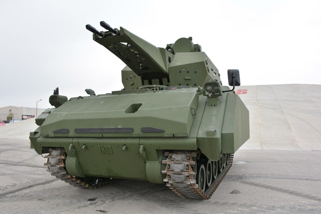 Air defence boost for Turkey