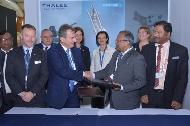 Aero India 2017: Thales to Make in India