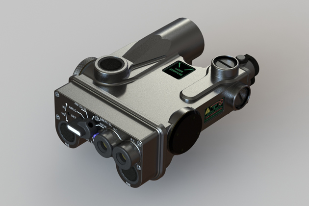 SOFIC 2017: Steiner releases new laser aiming device