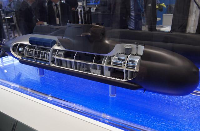 UDT Europe 2017: Next-gen submarines on the horizon