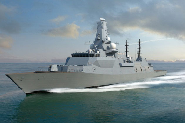 Thales sonar for Type 26 frigates
