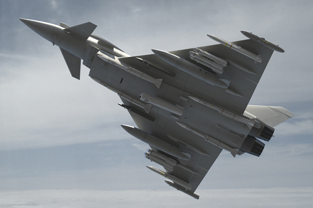 Typhoon trials Brimstone
