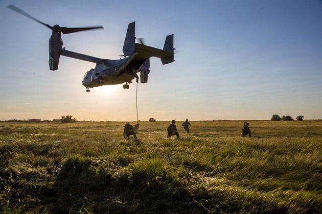 Ukraine special ops development continues