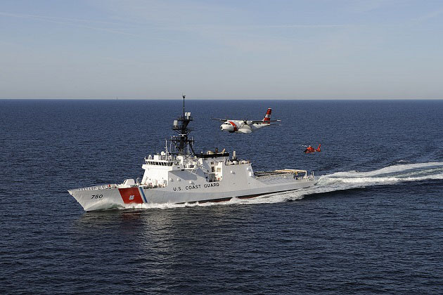 Capability and cash worries for USCG