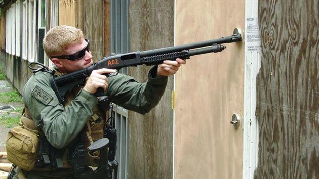 Marines introduce breaching shotgun upgrade