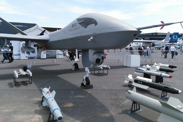 Paris Air Show: Wing Loong II makes its mark