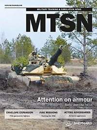 Military Training & Simulation News